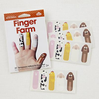 Crafts_Tattoo_Finger_Farm
