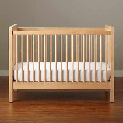 Baby Cribs: Natural Andersen Baby Crib in Cribs & Bassinets | The