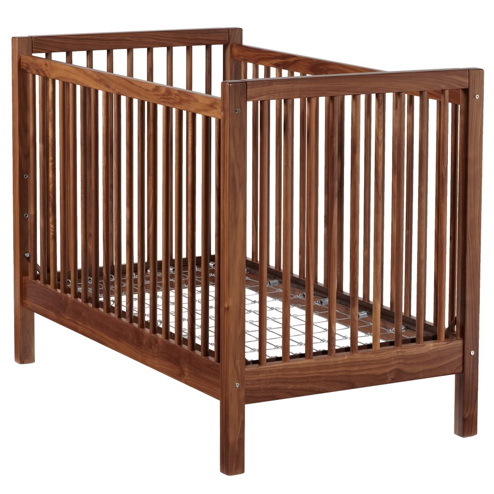 Walnut Andersen Crib