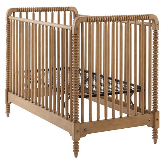 youtube how to build a crib