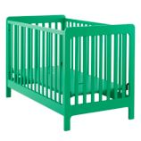 Carousel Crib (Kelly Green)