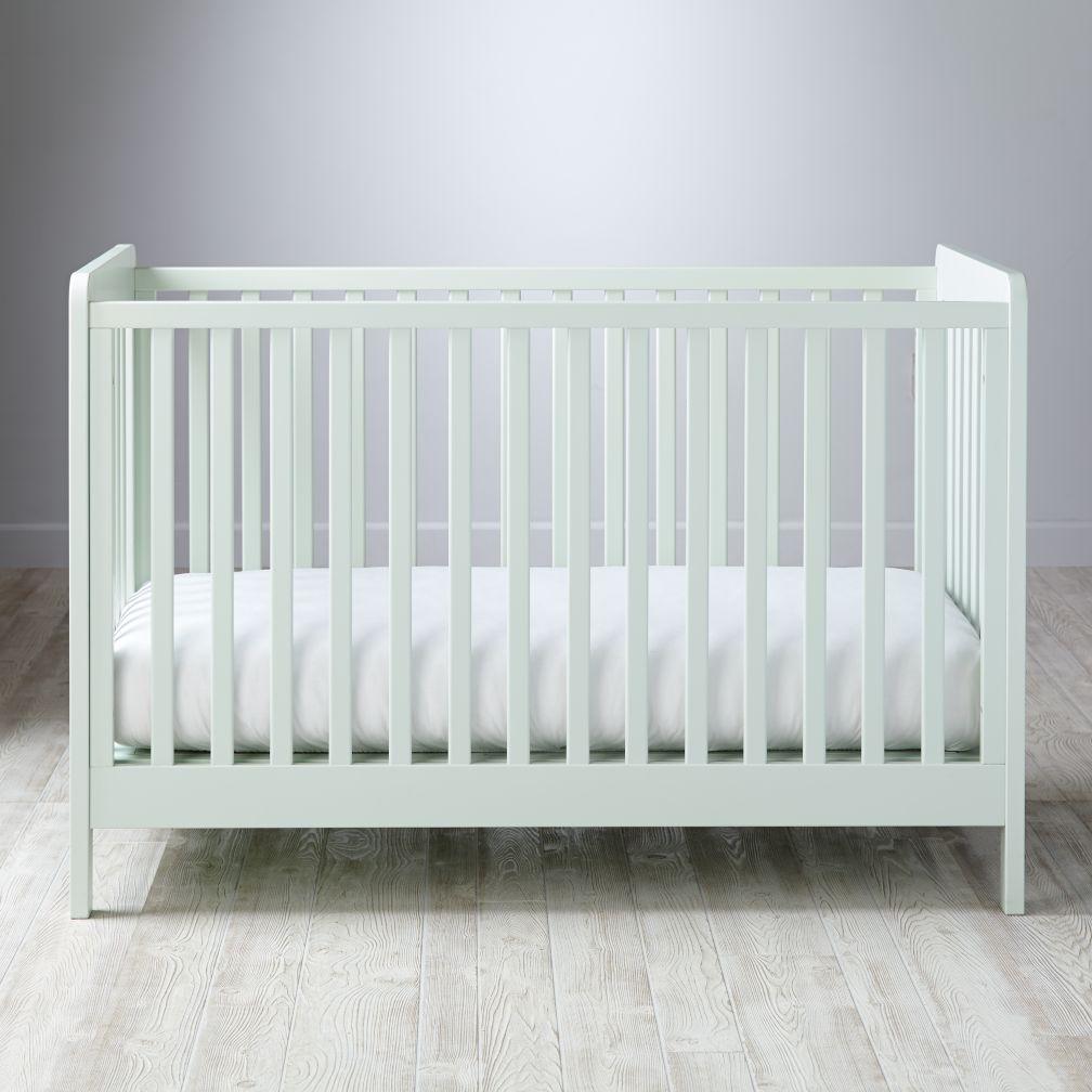 Carousel Crib (Mint)