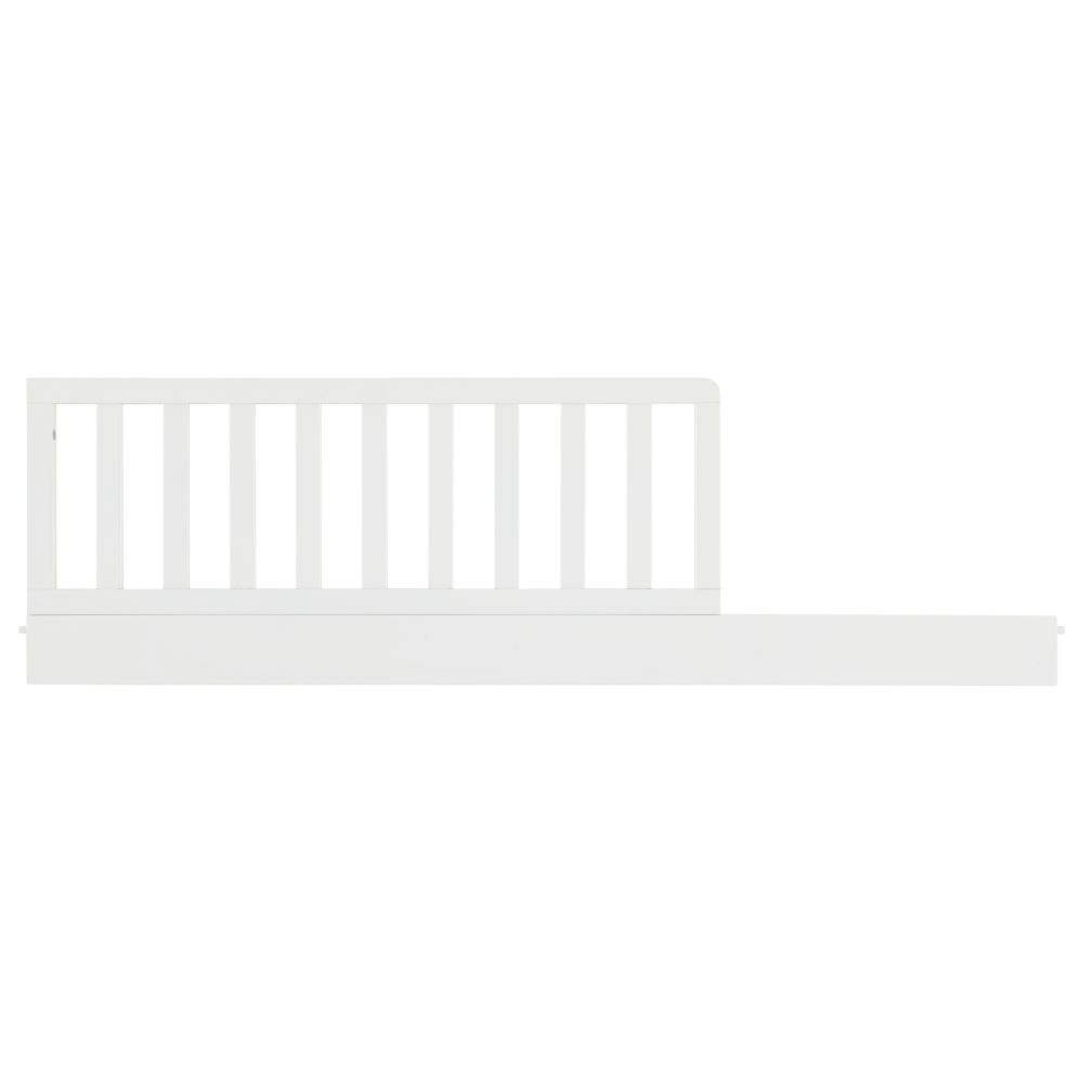 Elemental Toddler Rail (White)