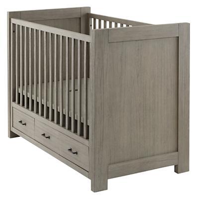 Keepsake Crib (Greywash)