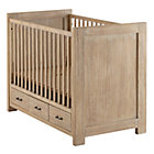 Whitewash Keepsake Crib