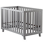 Grey Low-Rise Crib