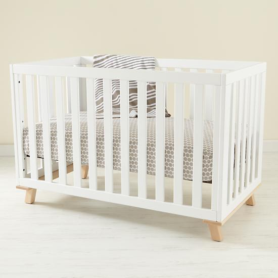 crib picture frame - White Baby Crib