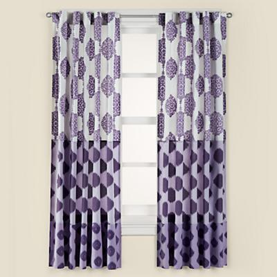 "84"" Bazaar Curtain Panel"