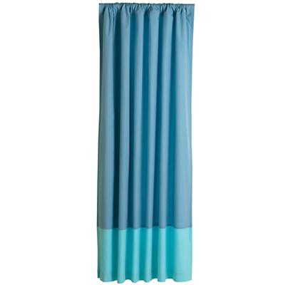 "84"" Bloo Zoo Curtain Panel"