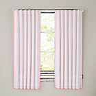 "63"" Hot Pink Dobby Dot Curtain Panel"