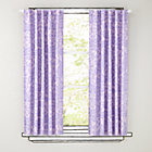 "84"" Lavender Floral Dream Girl Blackout Panel(Sold individually)"