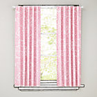 "84"" Pink Dream Girl Floral Blackout Panel(Sold individually)"