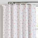 """63"""" Go Lightly Blackout Curtain (Pink Triangle)"""