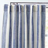 "84"" Curtain Panel (Blue)"