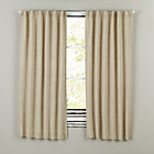 "84"" Natural Fresh Linen Curtain Panel(Sold individually)"