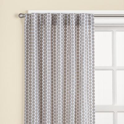 "84"" In The Mix Curtain Panel (Khaki)"