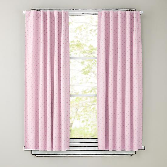 Curtains pink ~ Decorate the house with beautiful curtains