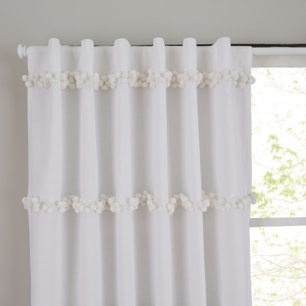 "84"" Sheepish Curtain Panel"