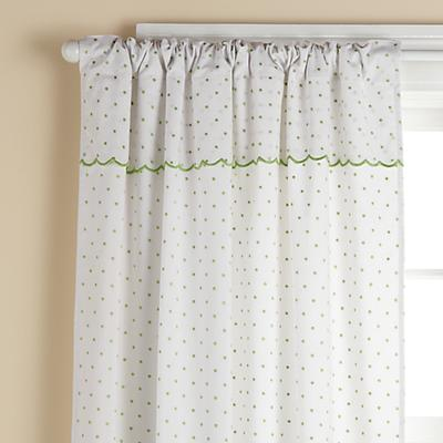 Curtain_Swiss_Dot_Grn_LineLevel