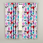 "96"" Tulip Festival Blackout Curtain PanelSold Individually"
