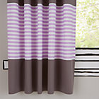"96"" Unicorn Stripe Curtain Panel"