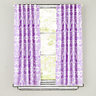 "84"" Lavender Sleep Patterns Panel (Sold Individually)"