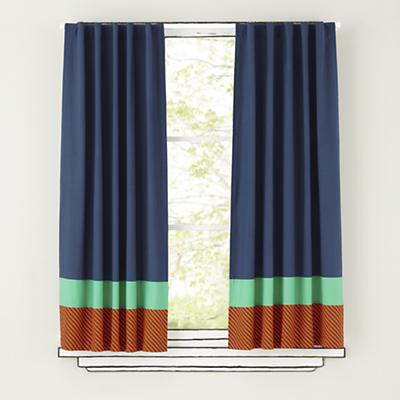 "84"" Transit Authority Curtain Panels"