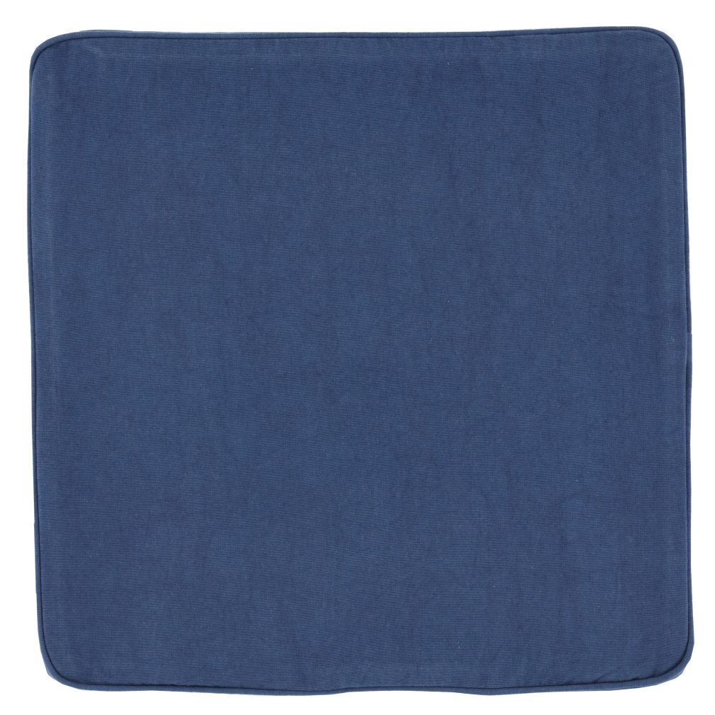 1-Cube Cushion (Blue)