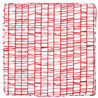 Pink Modern 1-Cube Bench Cushion