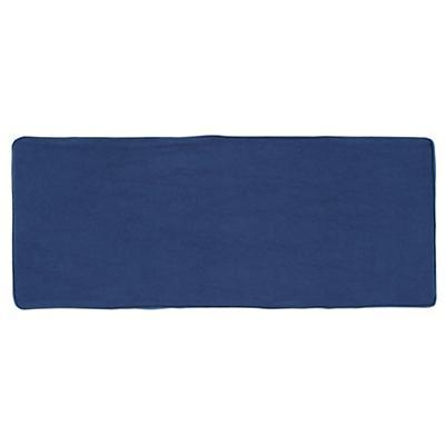 Blue 3-Cube Cushion