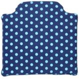 Chelsea Play Chair Cushion (Blue Dot)