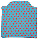 Teal Dot Chelsea Play Chair Cushion