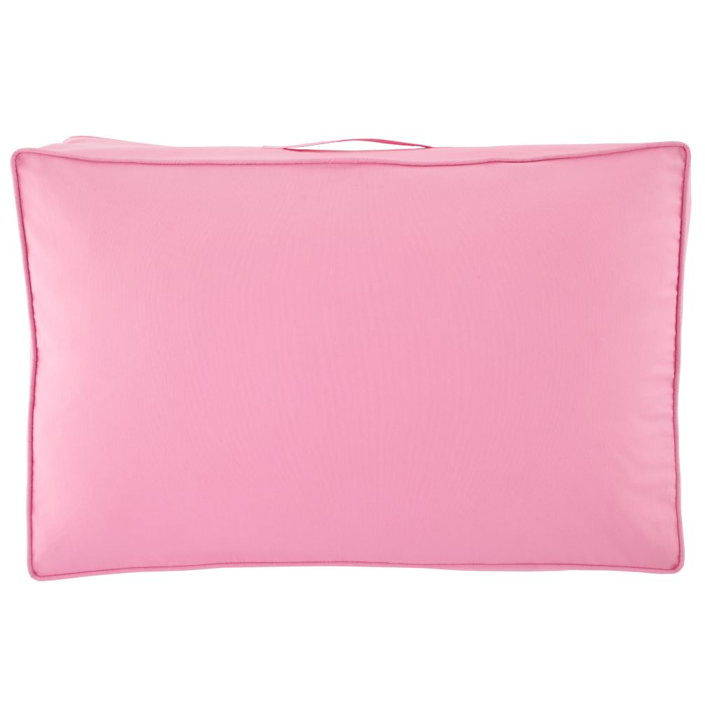 22&quot; Pink Laying Low Cushion (Pink)