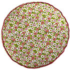 "32"" Floral Stack Floor Cushion"