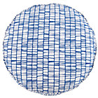 32&amp;quot; Blue Modern Cushion