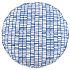 22&amp;quot; Blue Modern Cushion