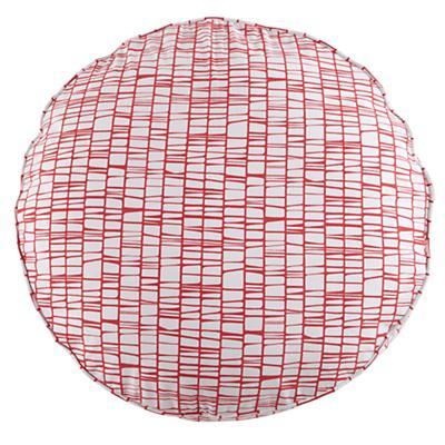 "22"" Pink Modern Cushion"