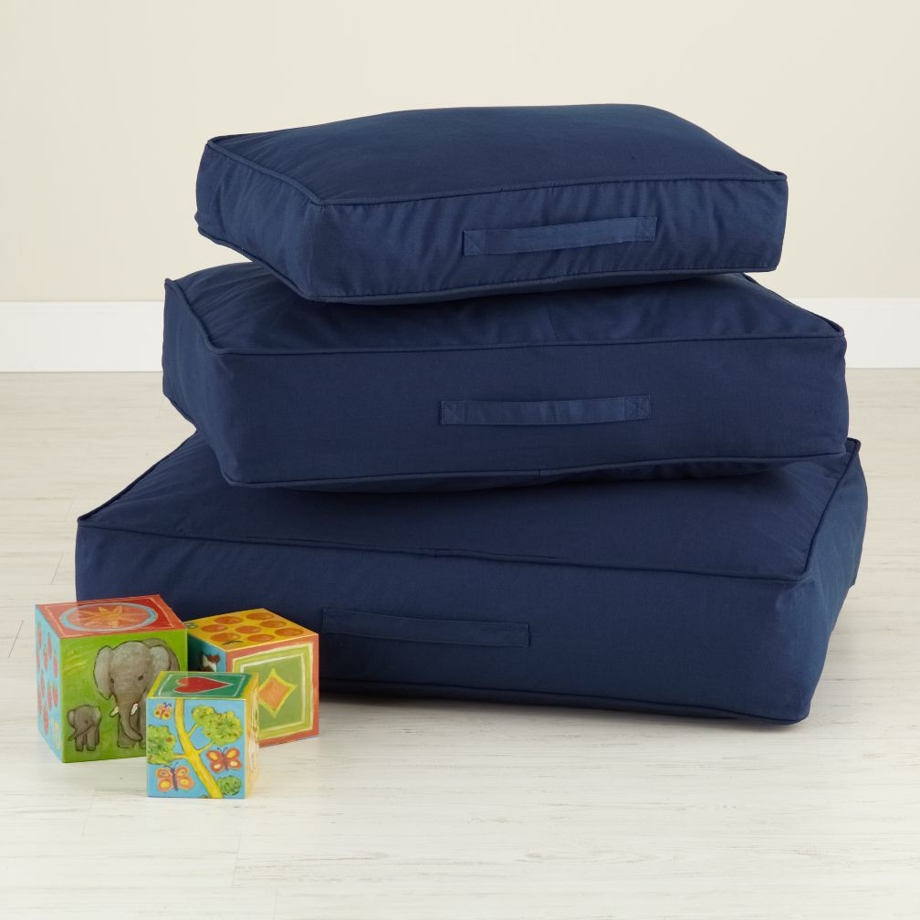 Laying Low Cushions (Blue)