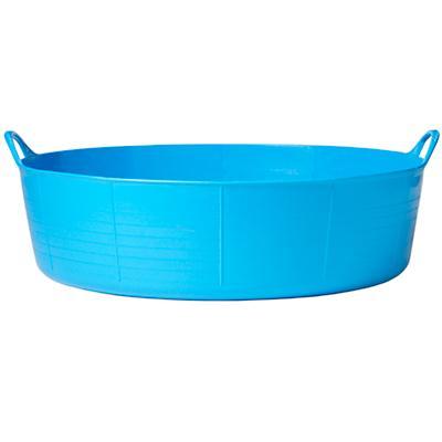 Large Shallow Tubtrug® Tub (Dk. Blue)
