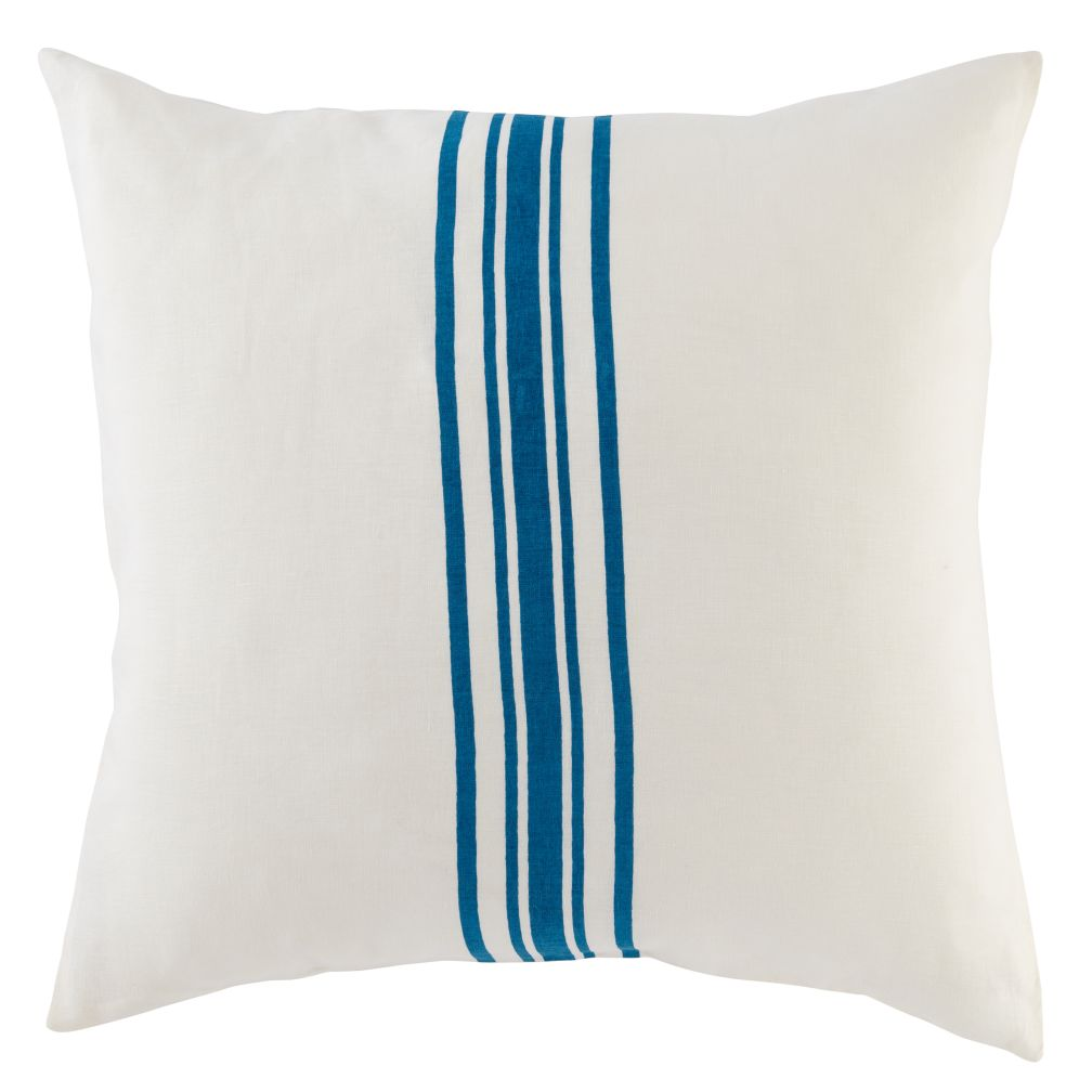 French Stripe Euro Sham