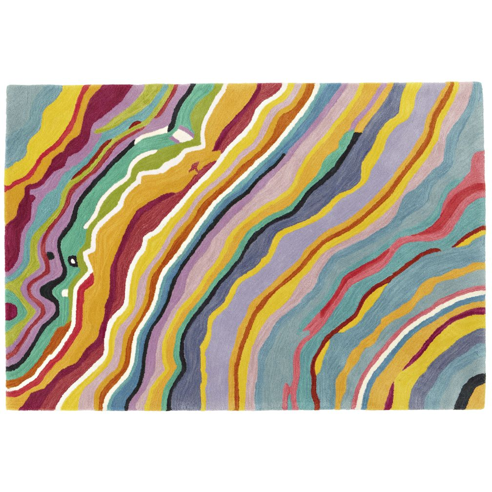 4 x 6&#39; Tectonic Rug