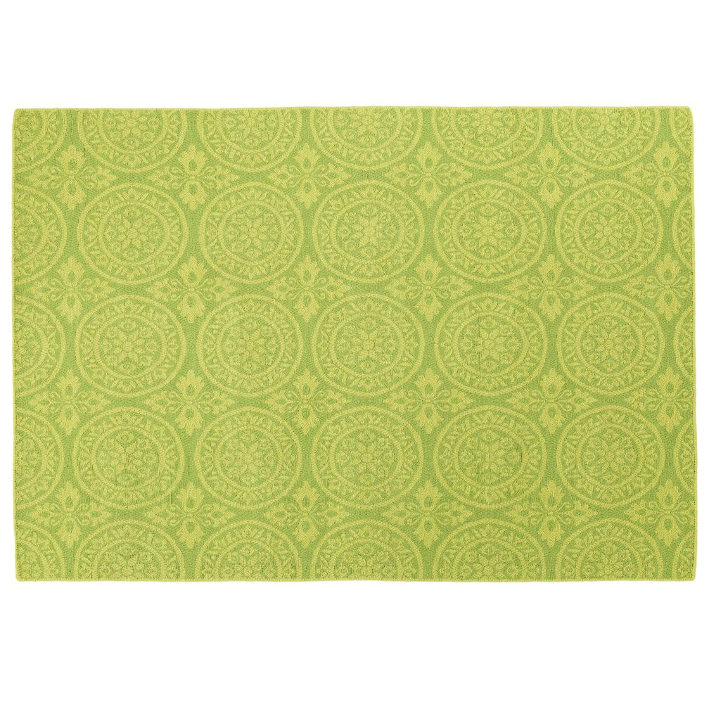 4 x 6&#39; Heirloom Rug (Green)