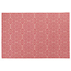 5 x 8' Pink Heirloom Rug