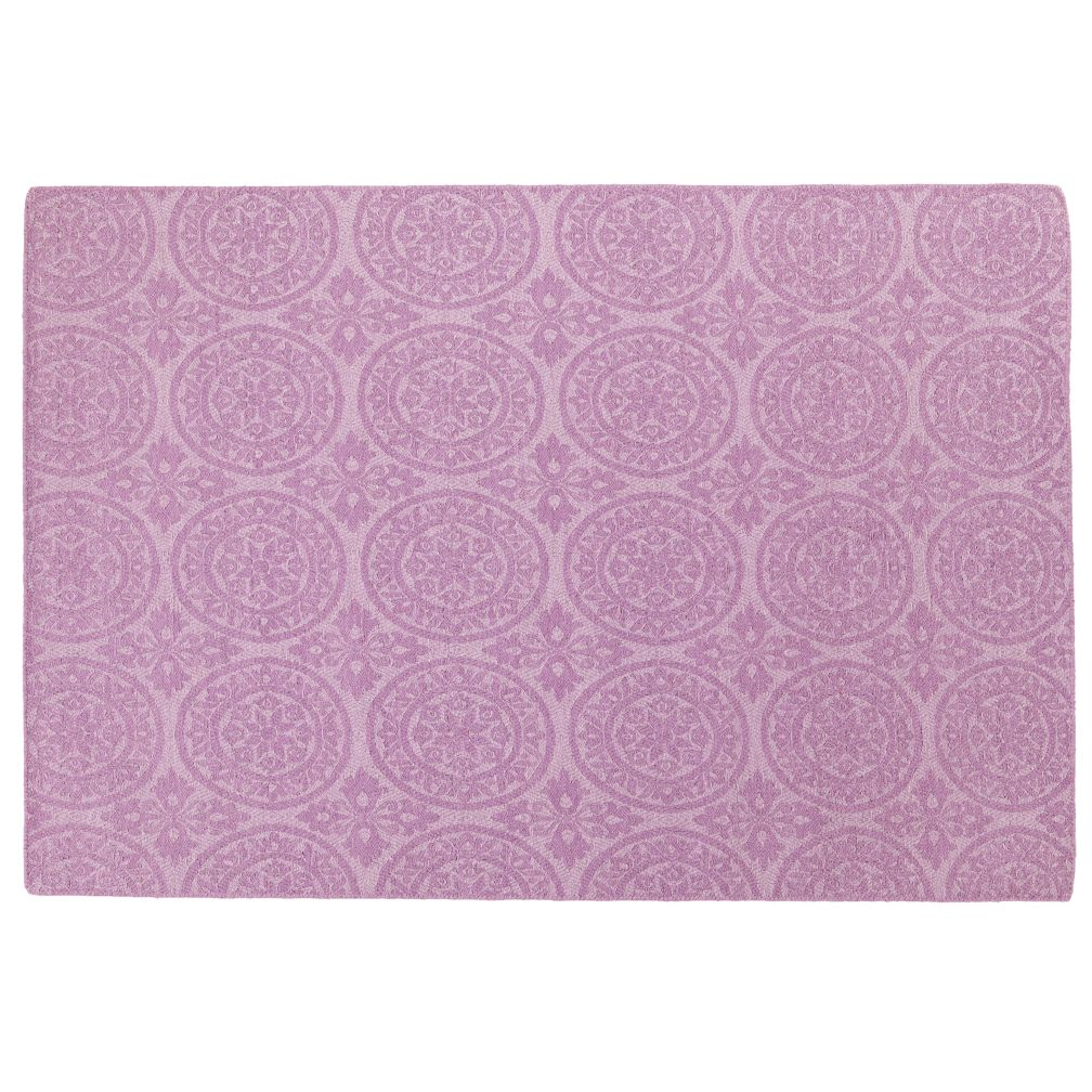 Heirloom Rug (Purple)