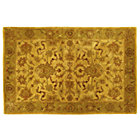 5 x 8' Yellow Royal Treatment Rug