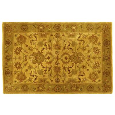 Royal Treatment Overdyed Rug (Yellow)