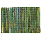 8 x 10' Green Rags to Riches Rug