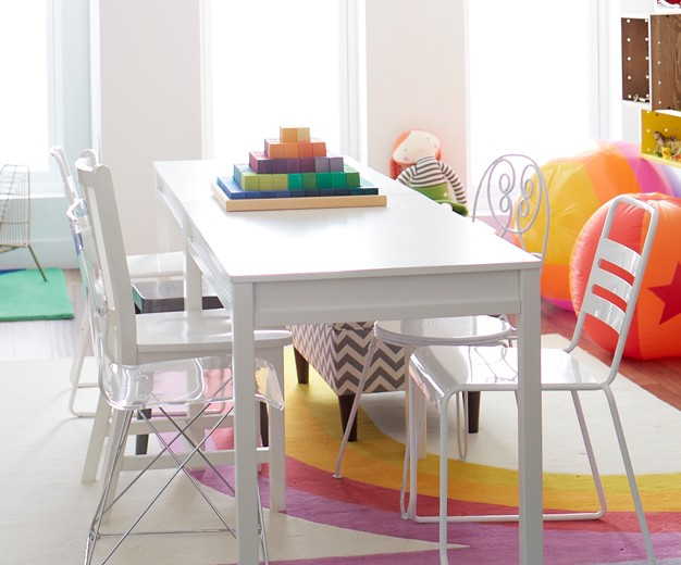 Formal Dining Room Playroom In One The Land Of Nod