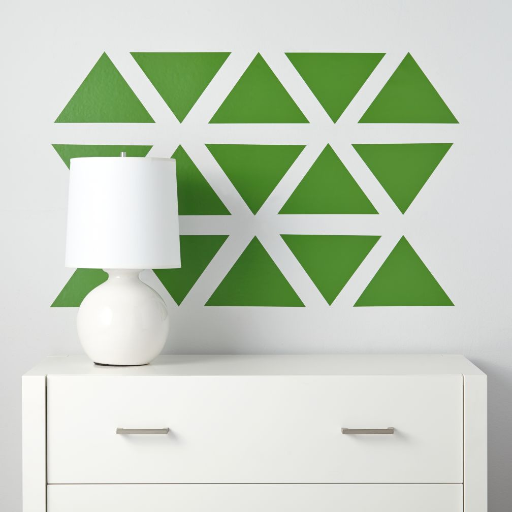 Basic Trig Decals (Green)