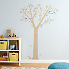 Birds and Leaves Wall Decal